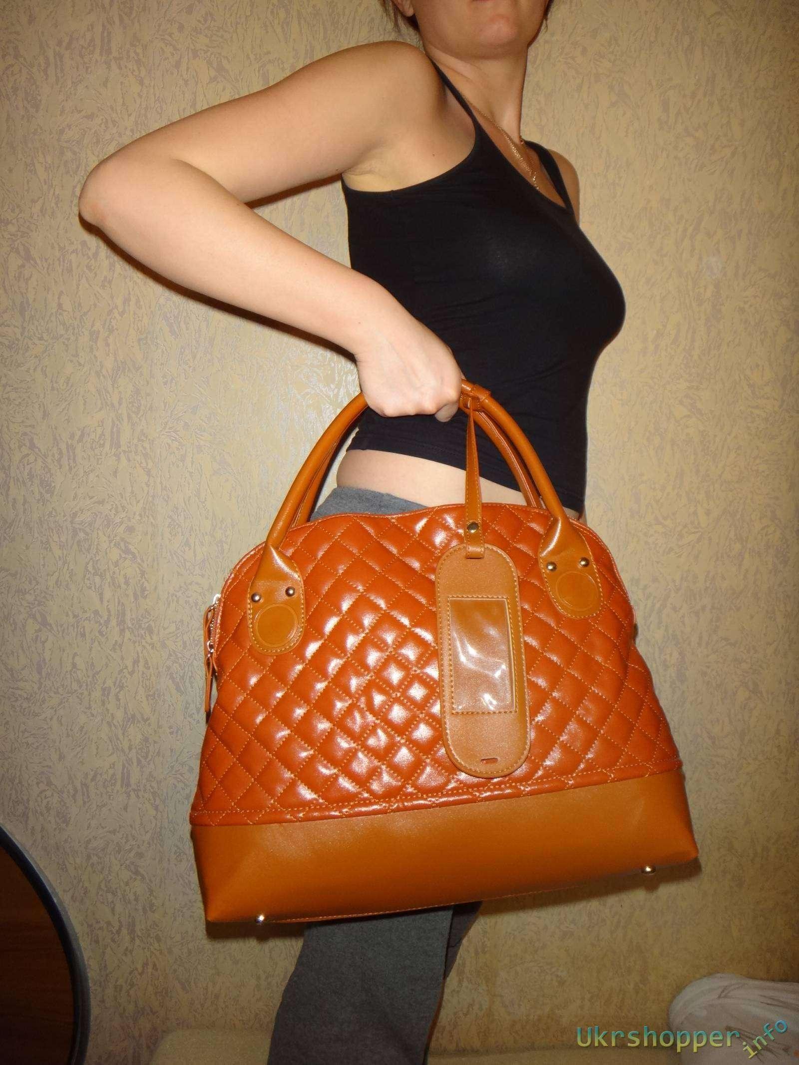 EachBuyer: Обзор классной женской сумки