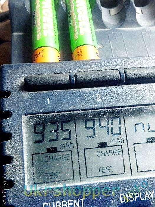 Aliexpress: Микропальчиковые Low self discharge аккумуляторы PKCELL AAA NiMH 850mAh