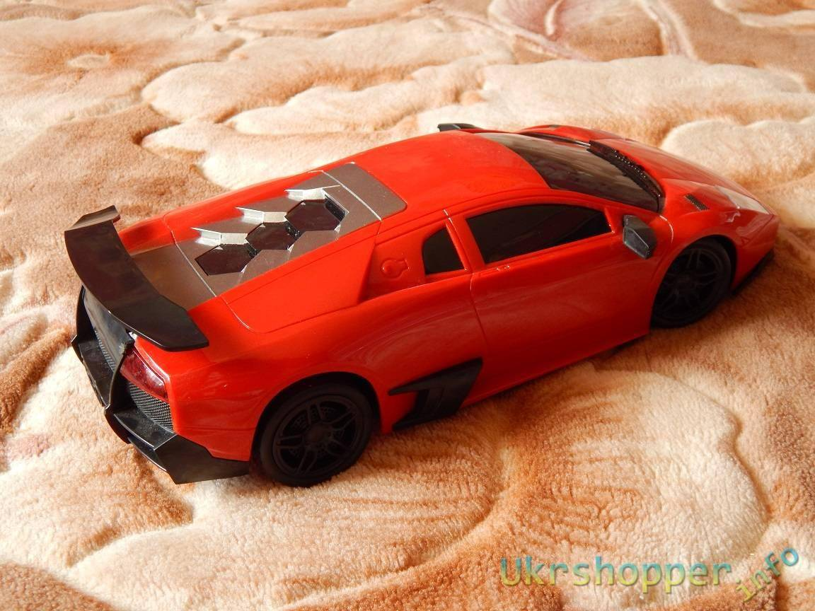 Tmart: Машинка на радиоуправлении Lamborghini Diablo