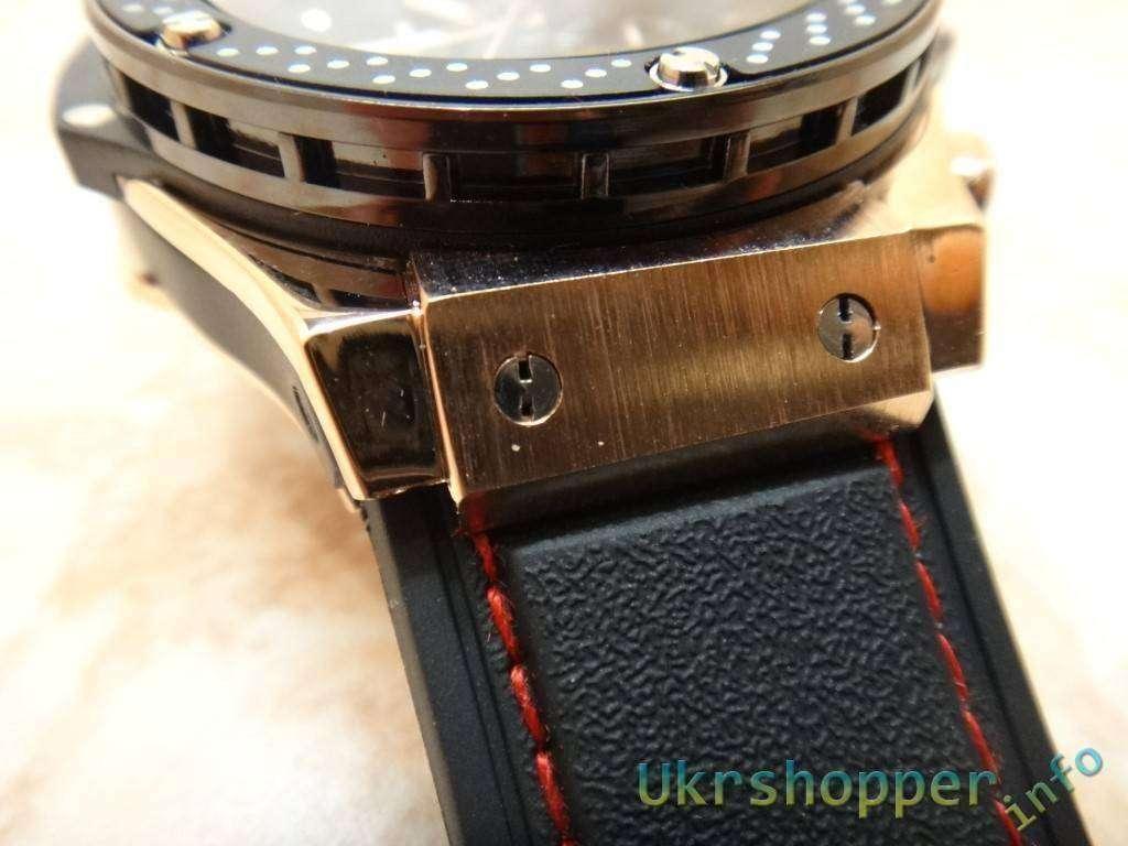 Popkind: Реплика Limited Edition Hublot F1 King Power Gold часы болельшика F1
