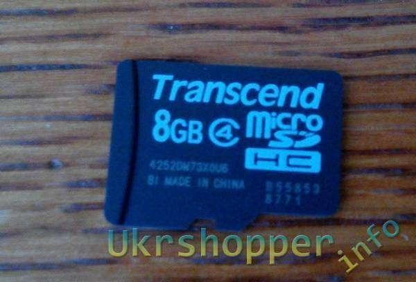 TinyDeal: Почти халявная флешка TRANSCEND 8GB