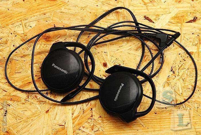 АЛЛО: Мои любимые наушники: Panasonic RP-HS46E-K