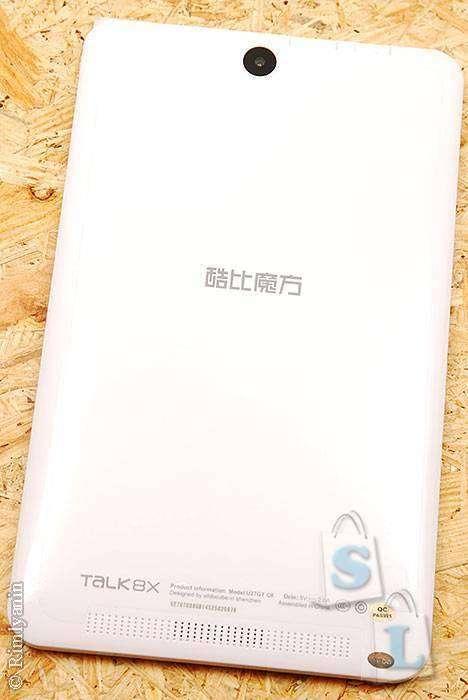 DealExtreme: Планшет Cube Talk 8X U27GT-C8, толи небольшой планшет, толи большой смартфон