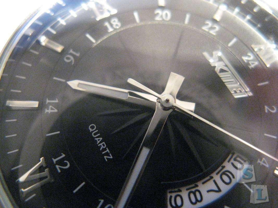 CninaBuye: Кварцевые часы Skmei и механические Shenhua