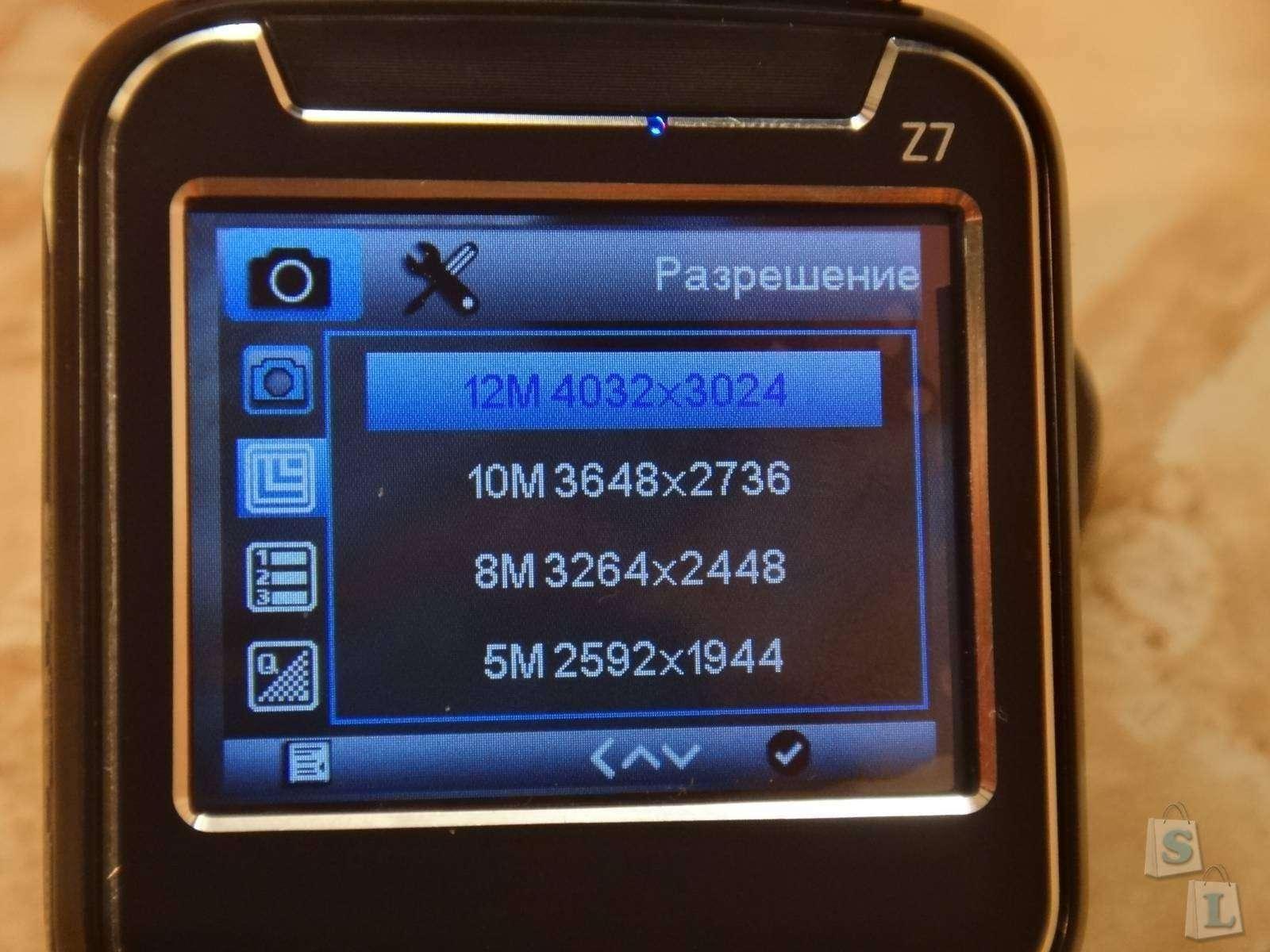 EachBuyer: Автомобильный регистратор Full HD WDR Carchet Z7 2 дюйма дисплей