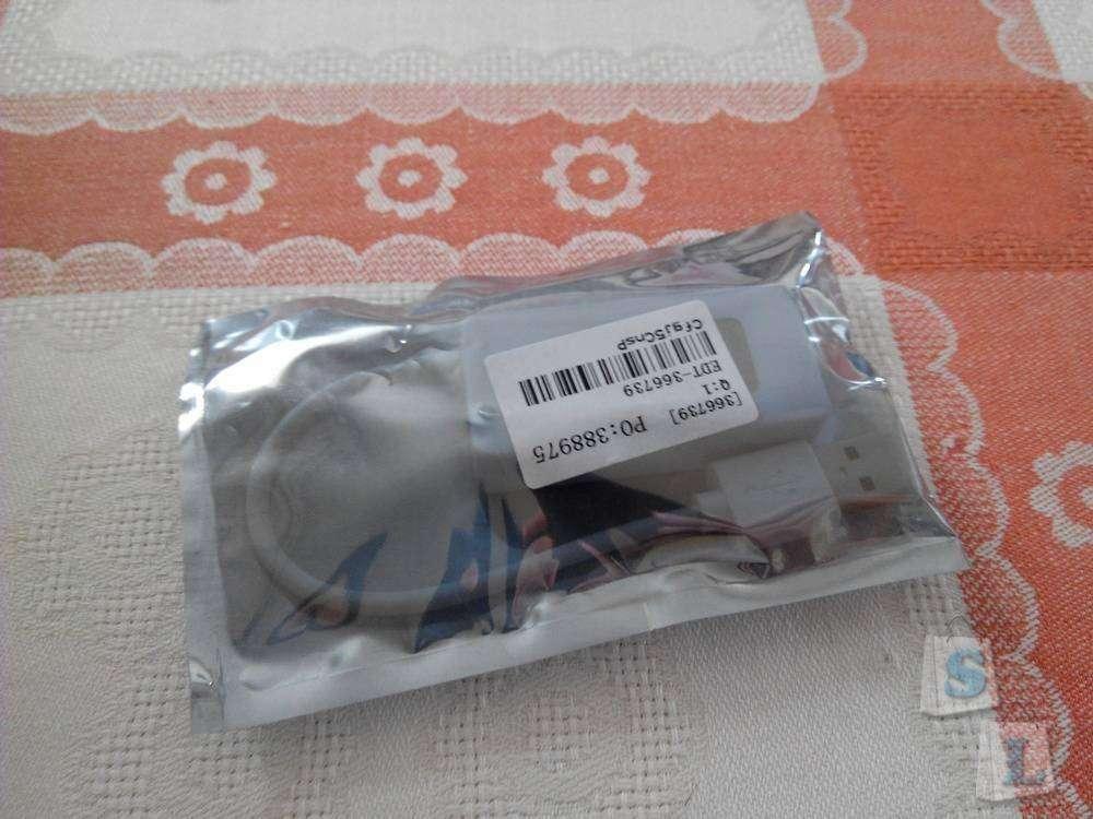 TinyDeal: Продвинутый USB Tester