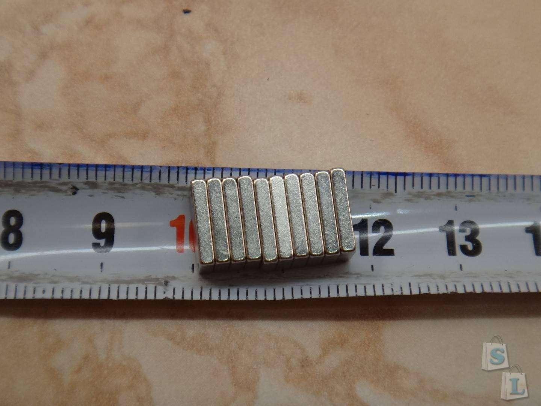 Banggood: Мини неодимовые магниты для бытовых нужд - обзор
