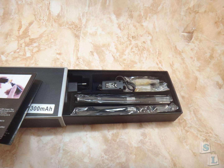Electhinker: Обзор электронной сигареты EGO EGO-C 1300 - подарочный комплект для новичка