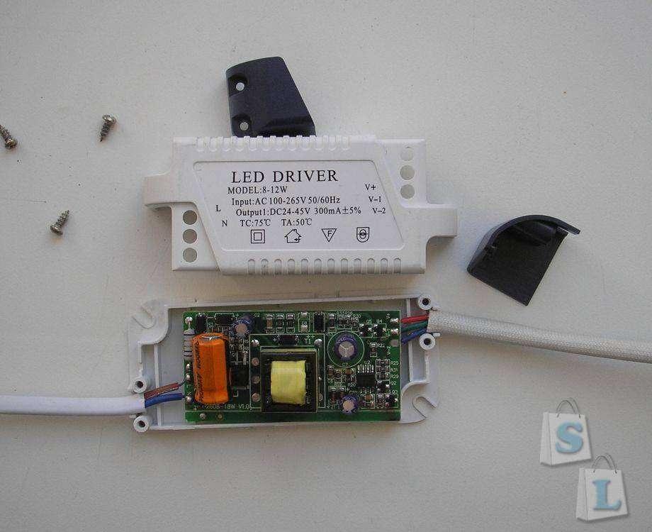 GearBest: Светодиодная панель 12Вт (на этот раз Smart).