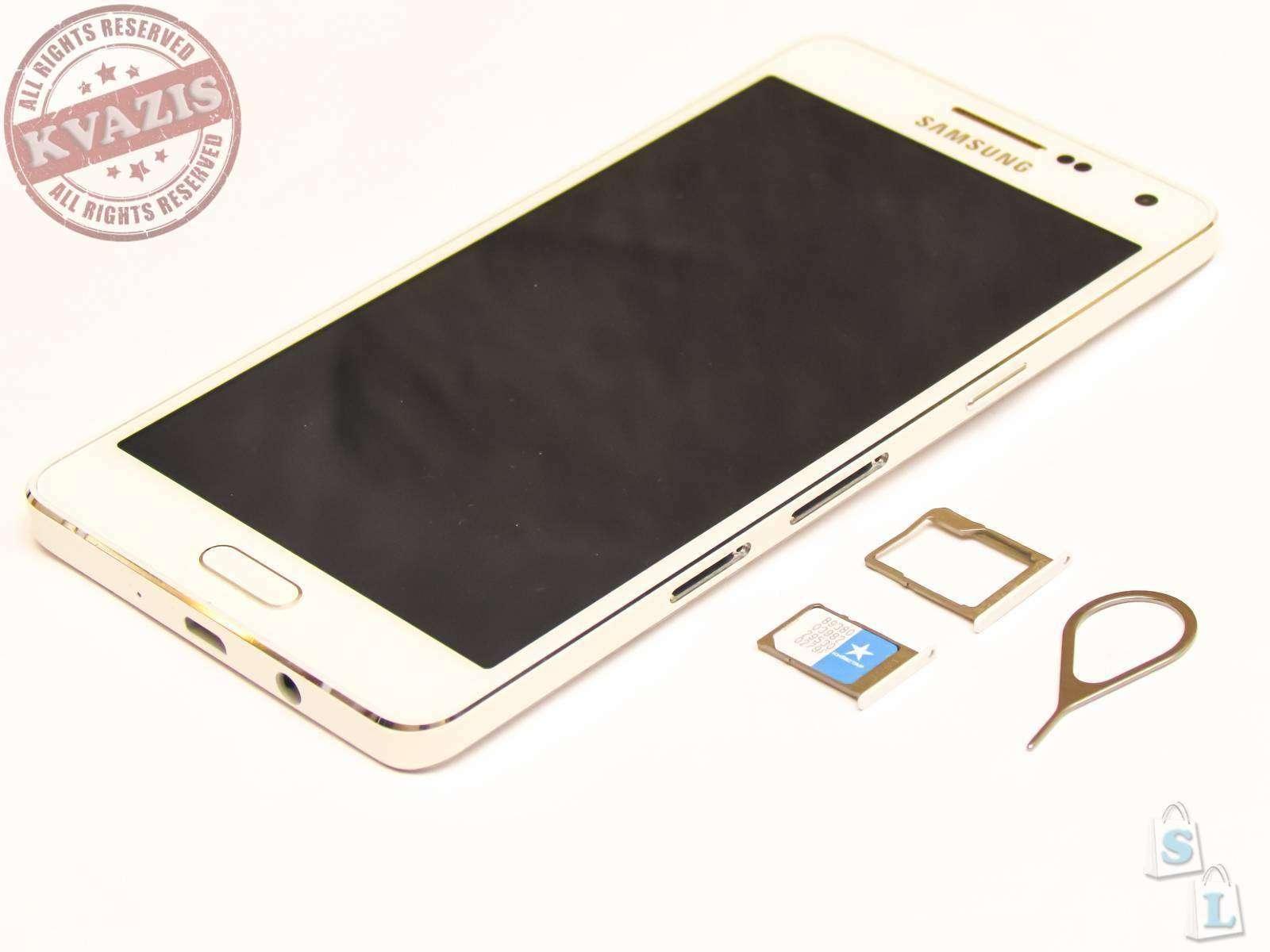 Другие - Украина: Обзор телефона Samsung A500H Galaxy A5 Duos