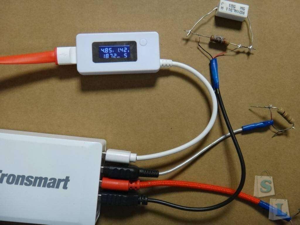Geekbuying: Зарядное устройство Tronsmart 40W - 5 USB портов и 9А в общей сумме