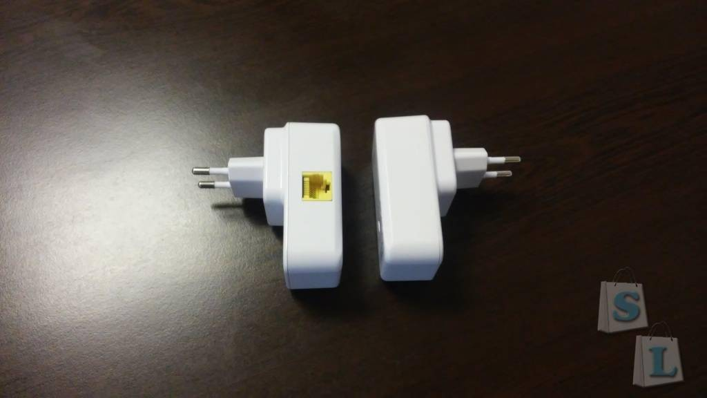 "TVC-Mall: Сеть через электропроводку: обзор PowerLine-адаптеров ""7Inova 7HP120"""