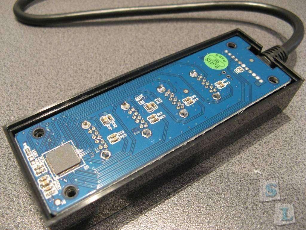 ChinaBuye: Обзор 2-х USB хабов