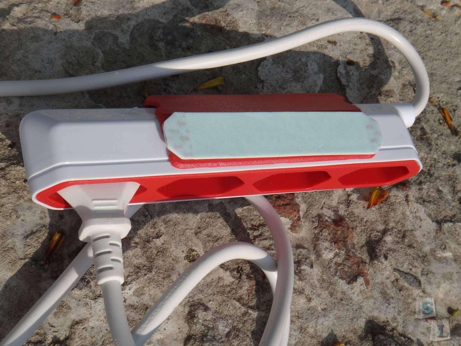 Обзор походного командировочного удлинителя PowerBar от Allocacoc