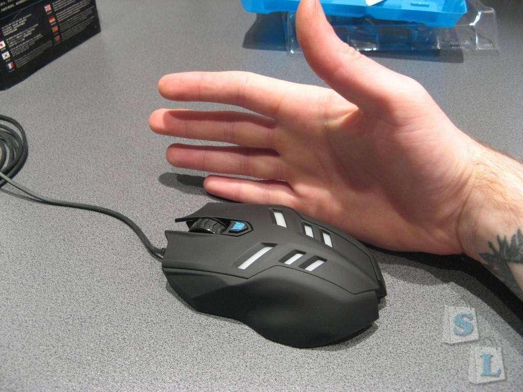 Как сделать мышку компьютерные