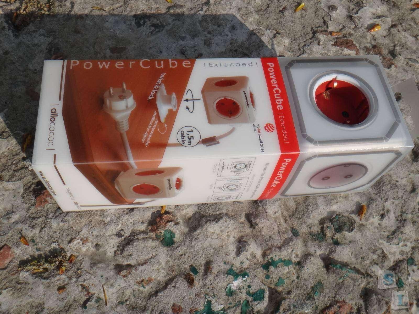 Обзор PowerCube Extended - непростой удлинитель на 1.5 метра от Allocacoc