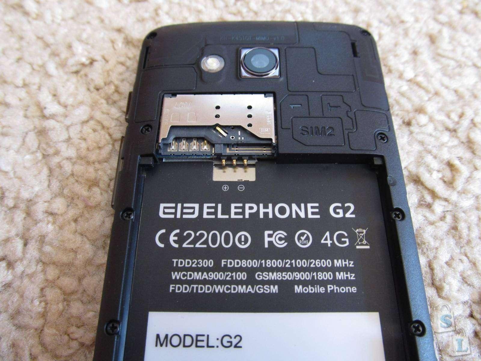 CooliCool: Elephone G2 - не всё так радужно...