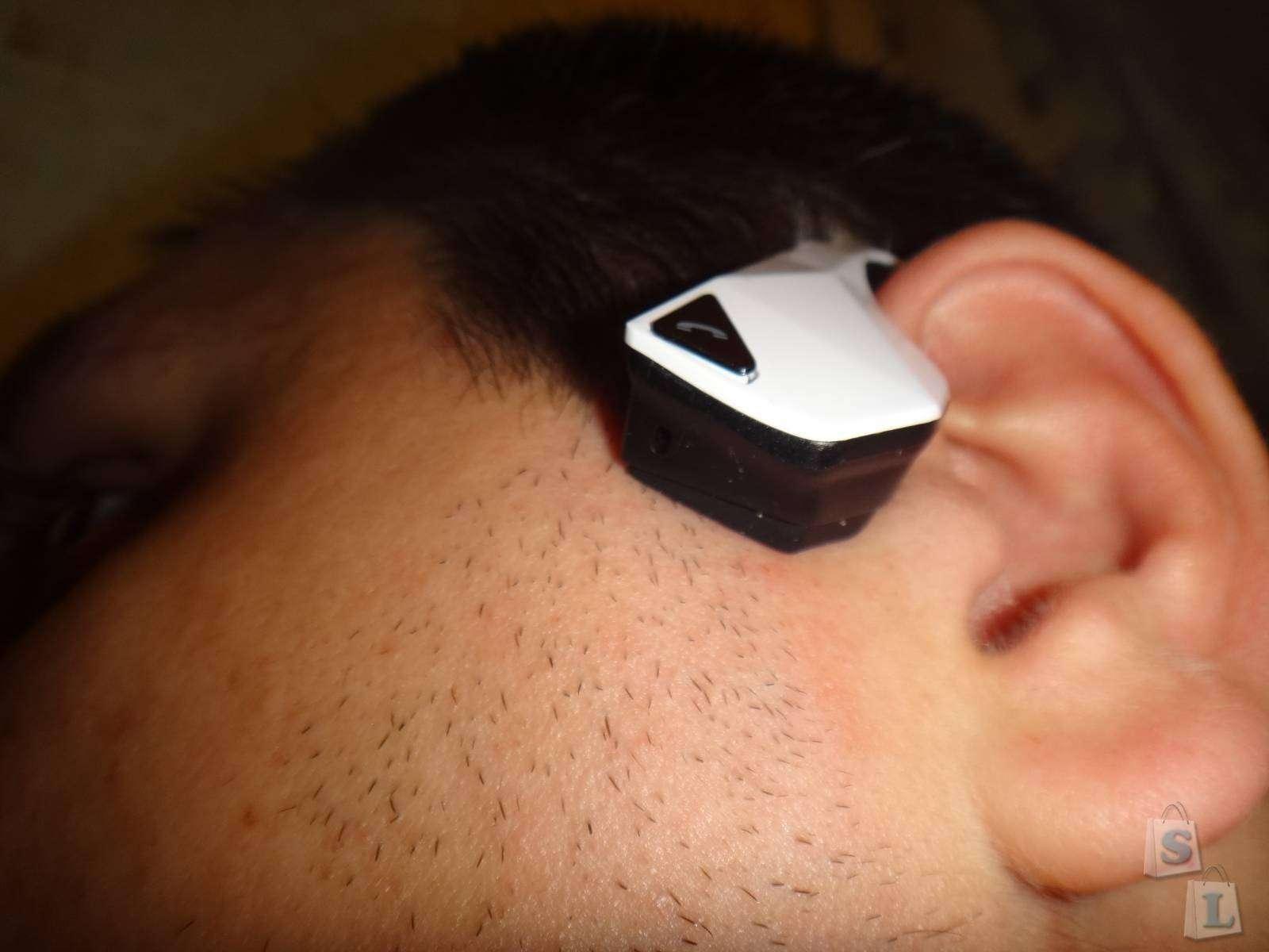 Geekbuying: Обзор гарнитуры DigiCare Do которая основанная на технологии костной проводимости