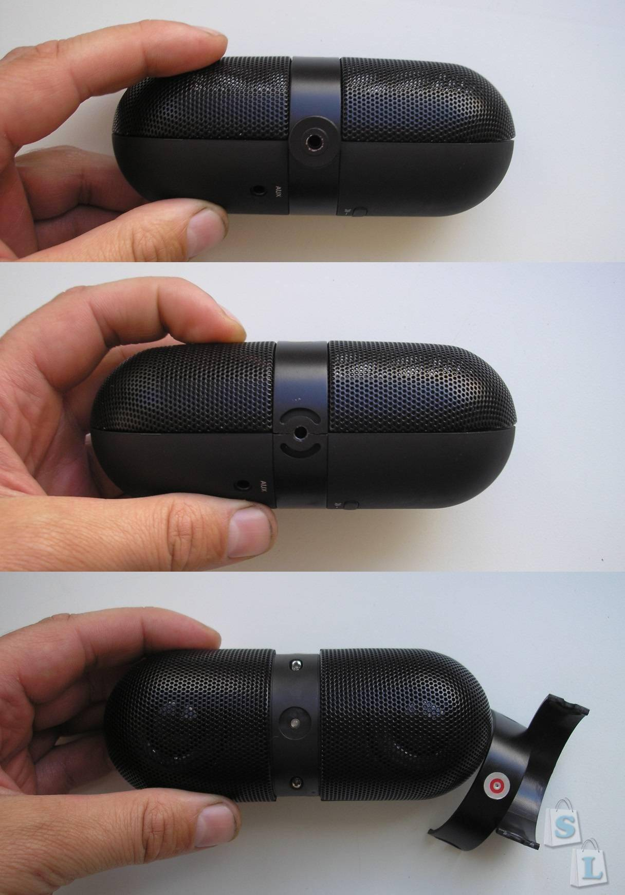 TVC-Mall: JY-13 Bluetooth Speaker.