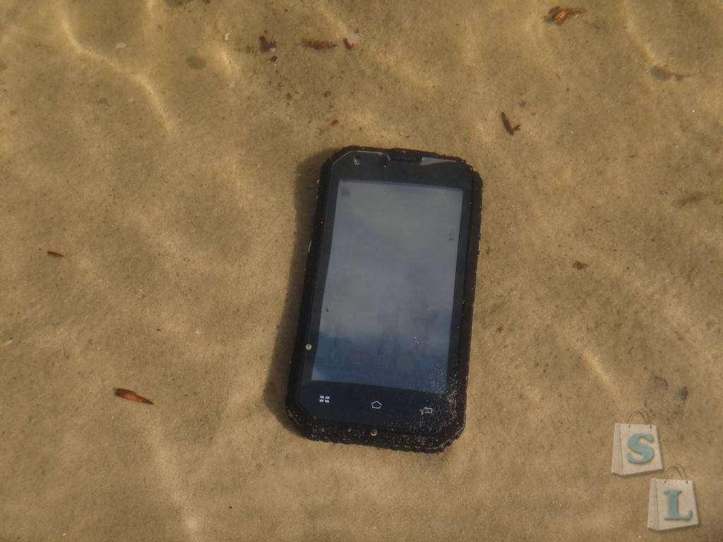 Защищенный смартфон NO1 M2, водозащита, пылезащита и все по стандарту IP-68