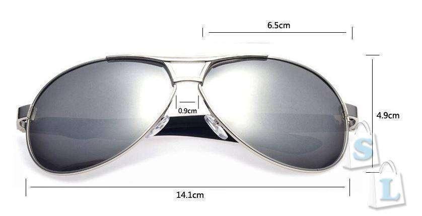 Aliexpress: Солнцезащитные очки авиаторы UV400 Polarized Sunglasses 2015 New Fashion.