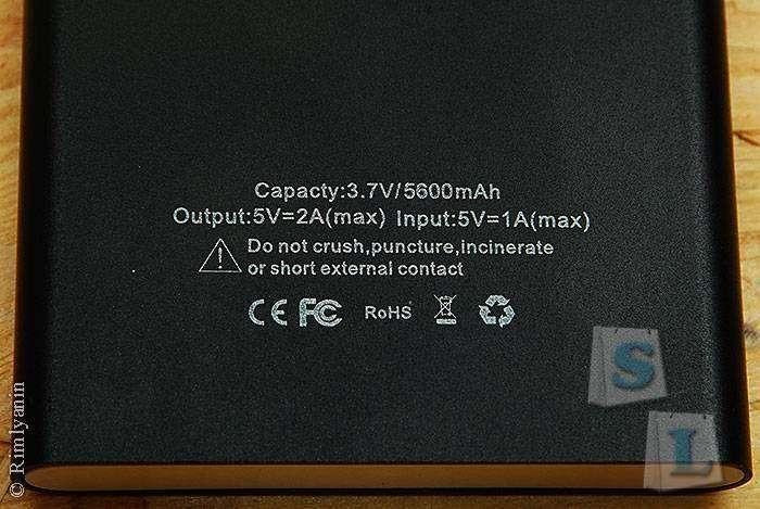 DealExtreme: Маленький черный повербанк на 5600, нет, на 4000, а точнее на...