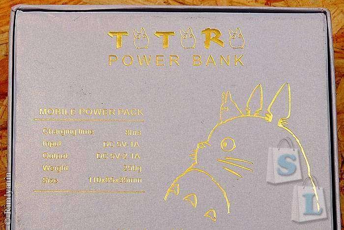 GearBest: Жуткий повербанк, он же повербанк Totoro.