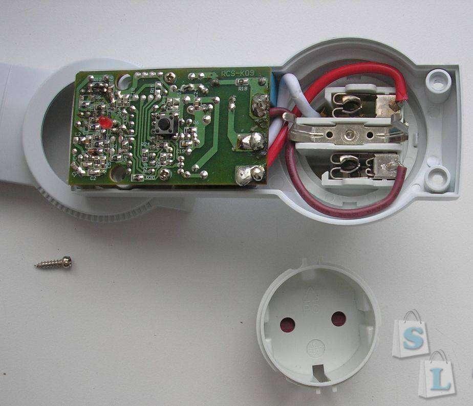 EachBuyer: Радиоуправляемая розетка с пультом. Учим помнить…