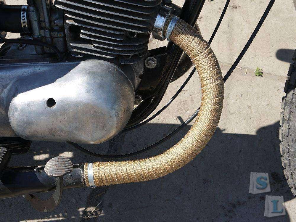 Banggood: Термолента на выпускные трубы