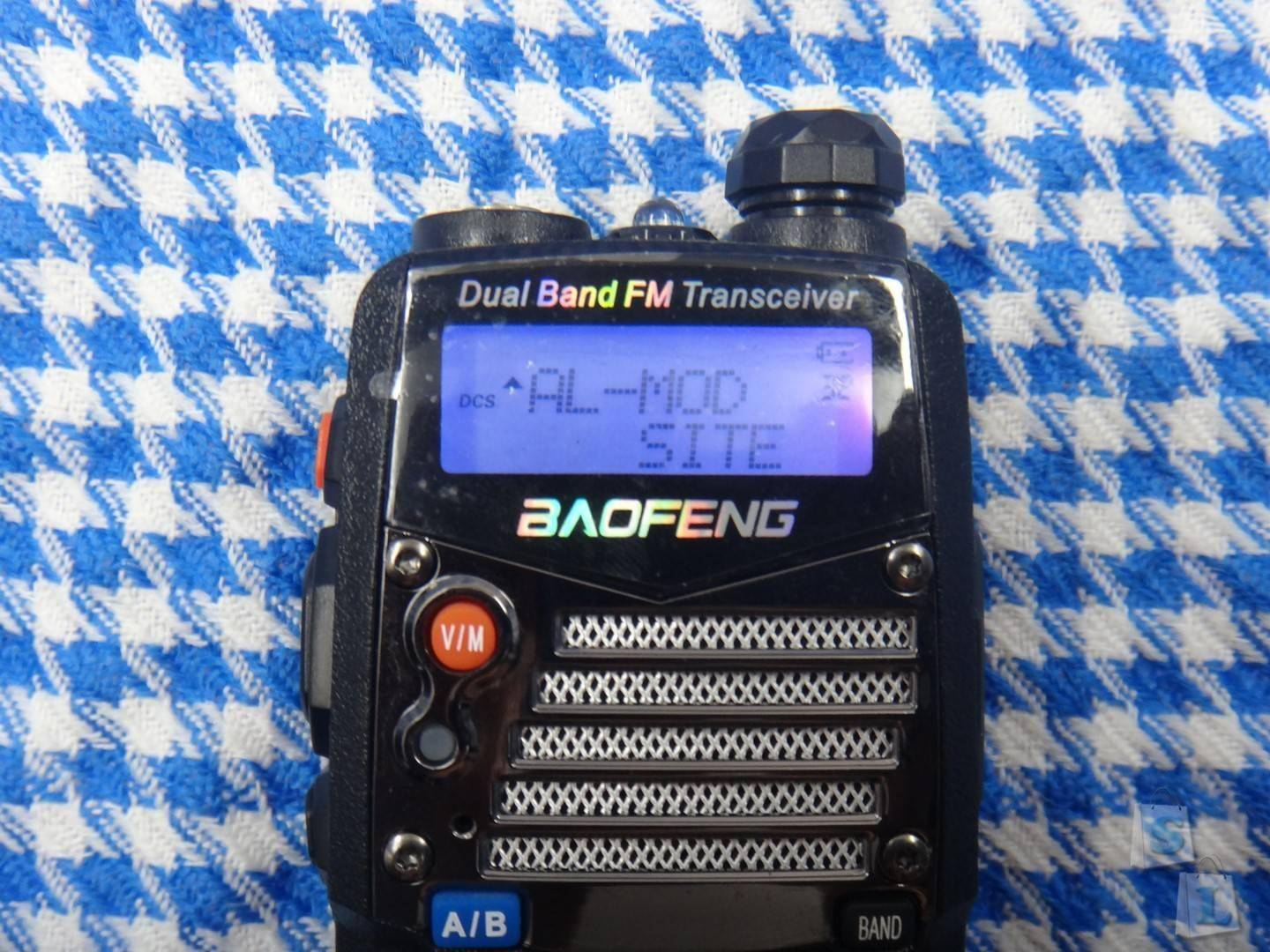 GearBest: Обзор двухдиапазонной радиостанции Baofeng BF - UV5R A Plus Portable Dual Band Two