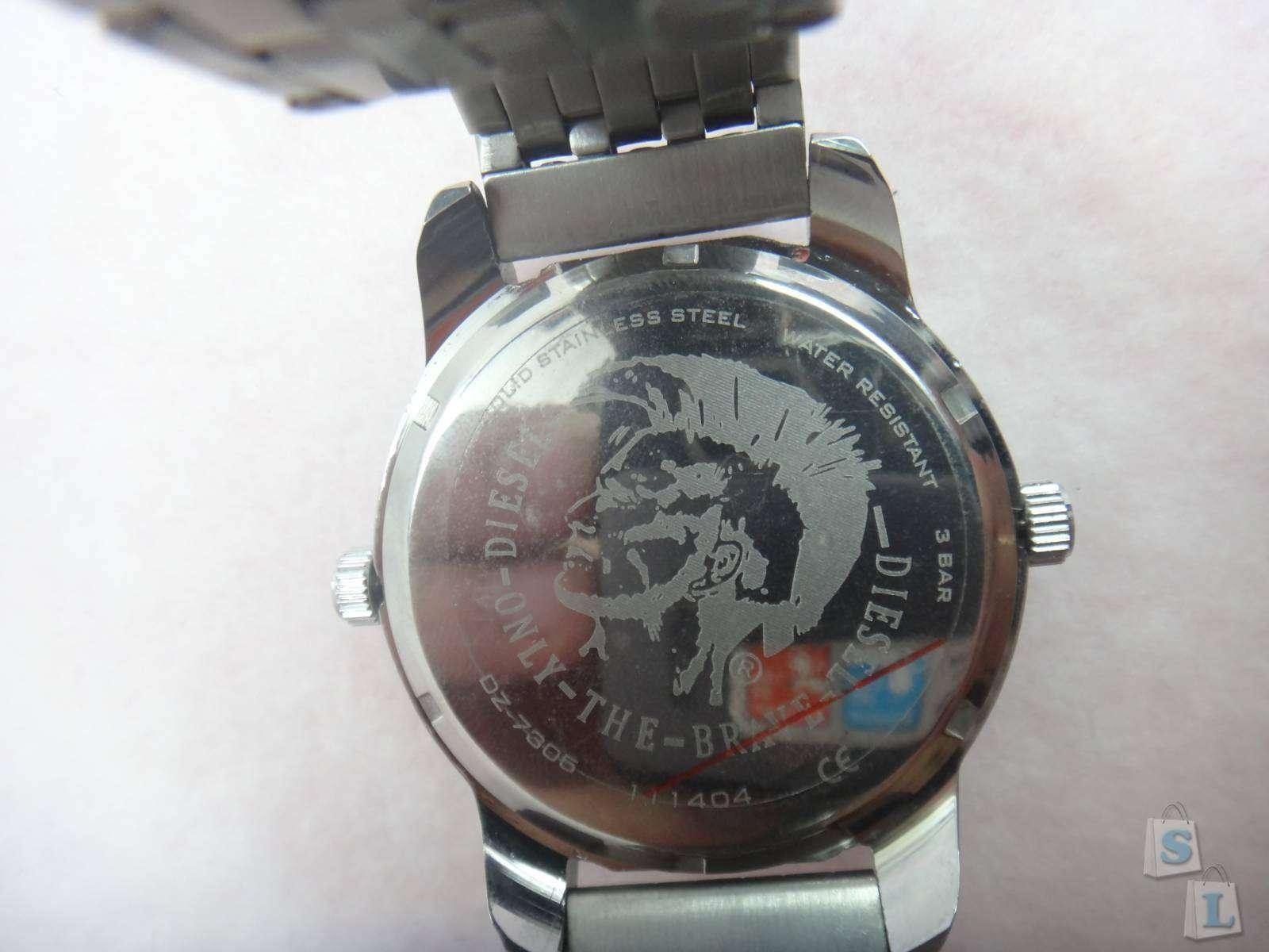 Popkind: Качественная реплика (копия) Diesel DZ7308 мужские часы с двумя циферблатами