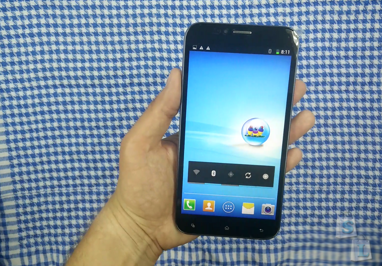 Смартфон ViewSonic S600 живучий фаблет с нормальной производительностью полный обзор