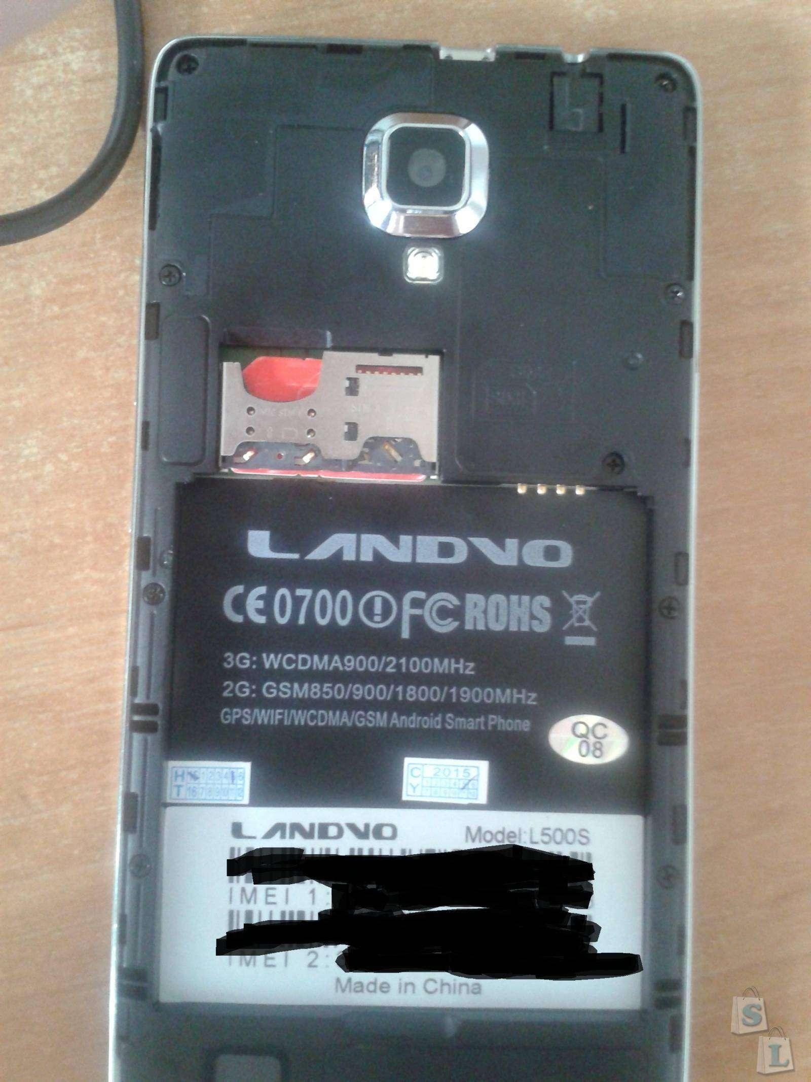 GearBest: Восемь ядер за 69.99 или LANDVO L500S
