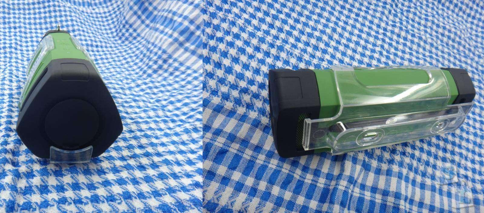 Aliexpress: Внешняя Bluetooth колонка плеер EARSON ER160 с креплением на велосипед