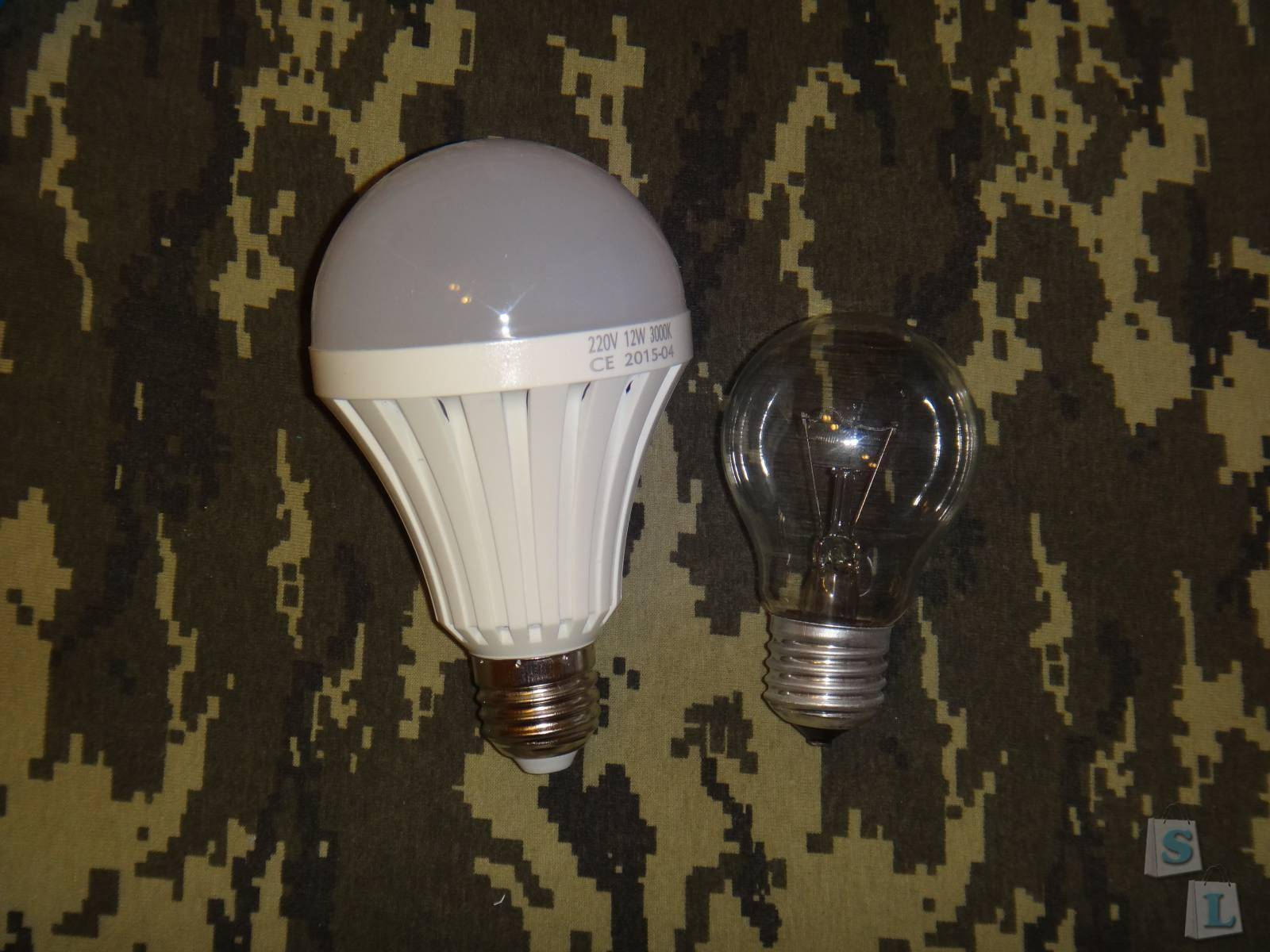 GearBest: Обзор LED лампы YouOKLight 15W E27 24 SMD 5630 850LM Eco - friendly 3000K