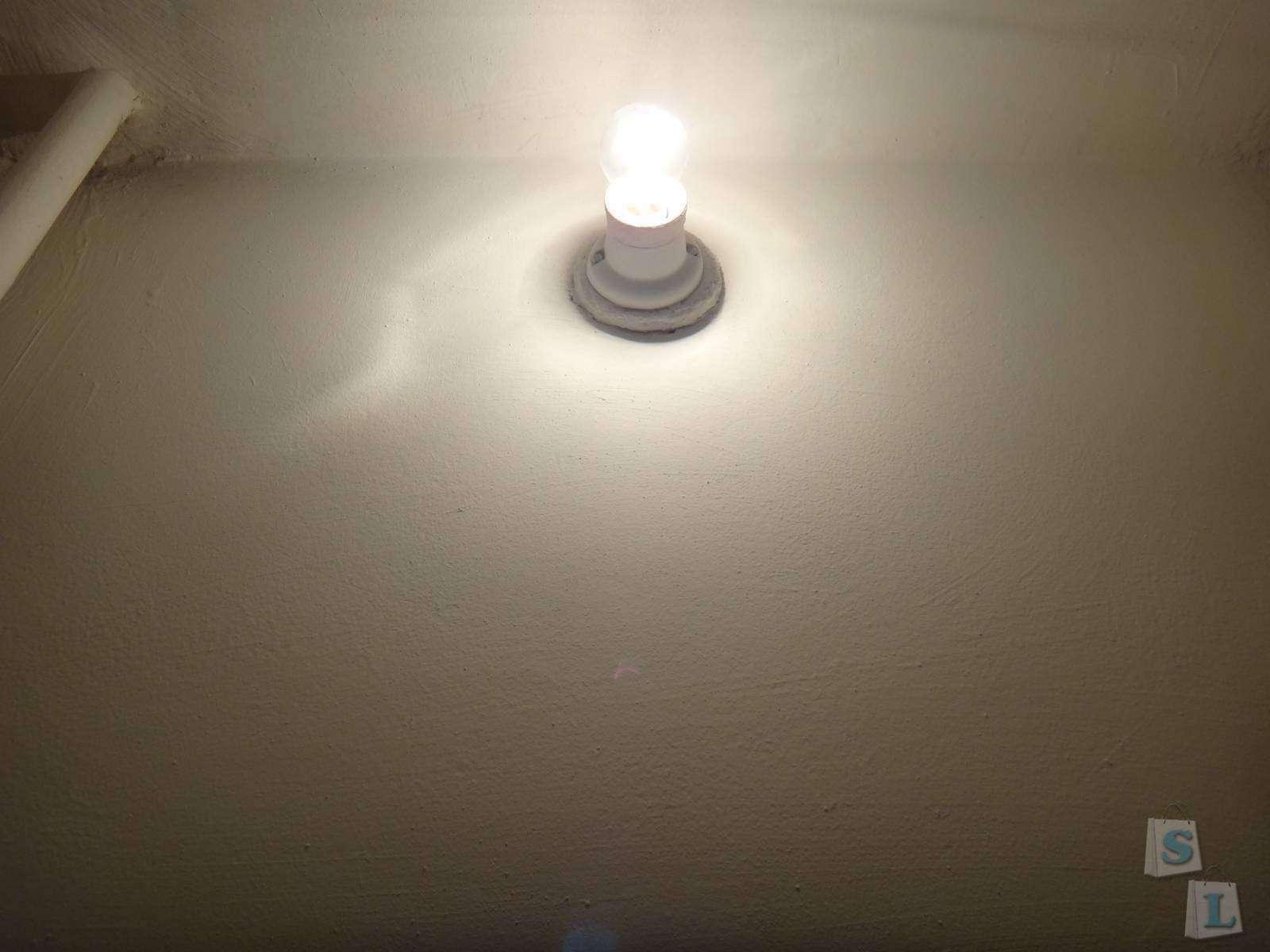 GearBest: Отличные LED лампы кукуруза для ванной и туалета HZLED 12W E27 60 x SMD 5630 6000K 960Lm LED Corn Lamp