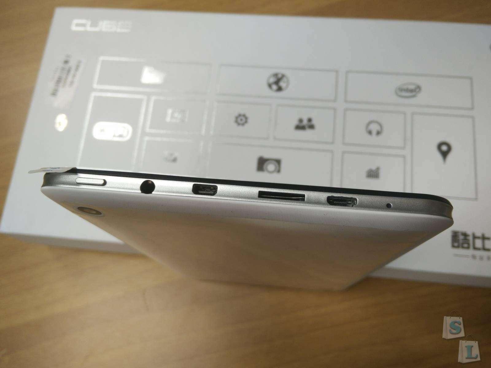 GearBest: Обзор Cube U67GT iWork7 доступный и производительный планшет на windows 8.1