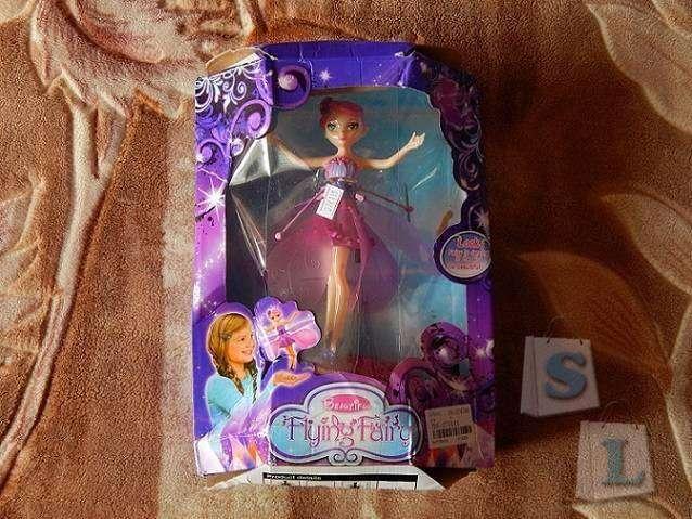 TinyDeal: Кукла «Летающая Фея»!