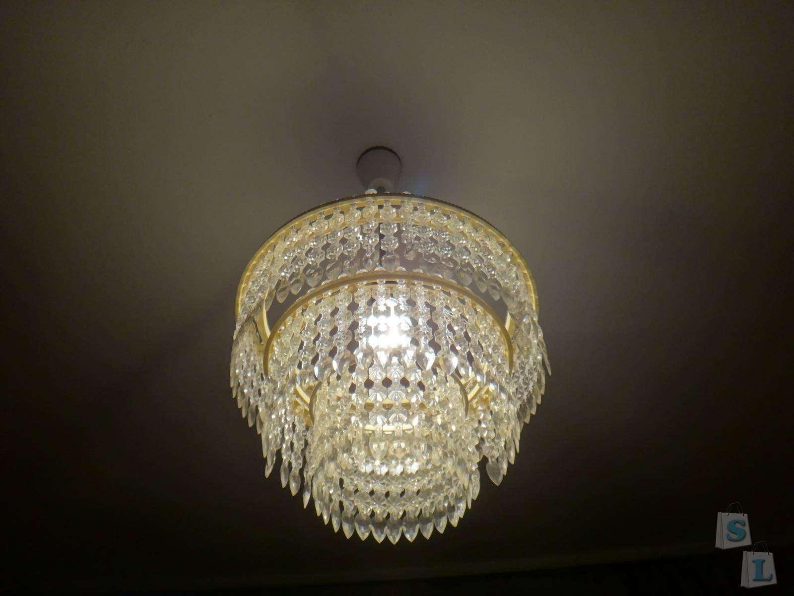 GearBest: Огромная LED лампочка для детской комнаты кукуруза 2400Lm 35W E27 165 LED