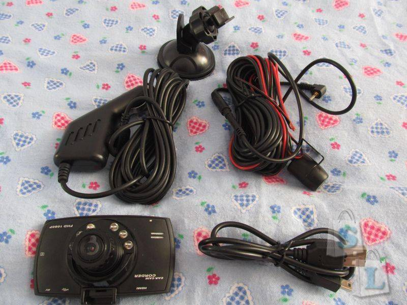 GearBest: Видеорегистратор Dome G30B с камерой заднего вида
