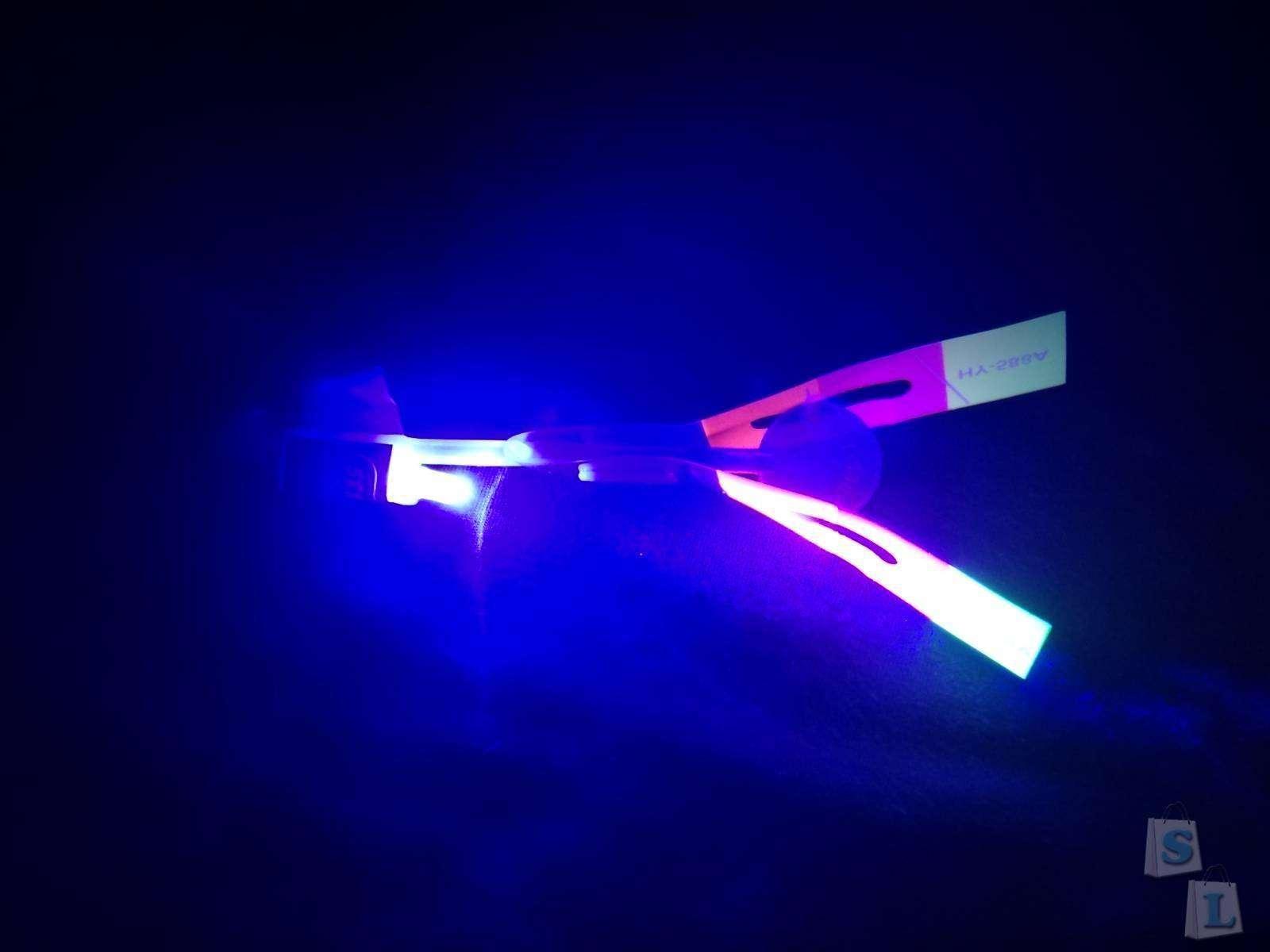 GearBest: Летающие свечки или вертолетики и рогатка