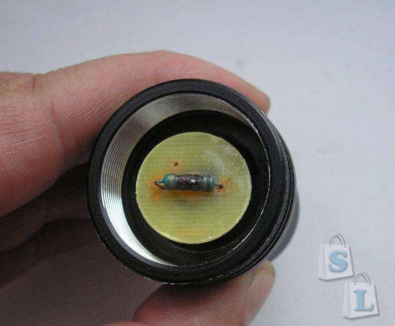 Ebay: Драйвер для фонарика.