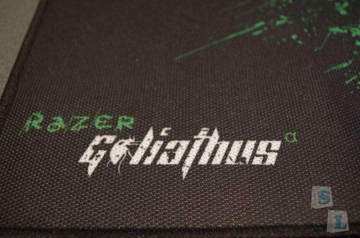 Aliexpress: Игровой коврик Razer (OEM) и мышка Venix G3012