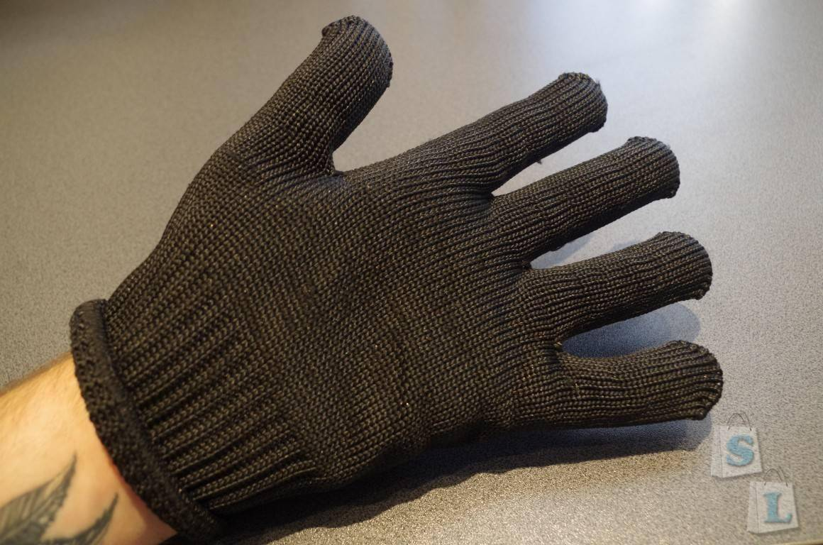 ChinaBuye: Бинокуляры и кевларовые перчатки