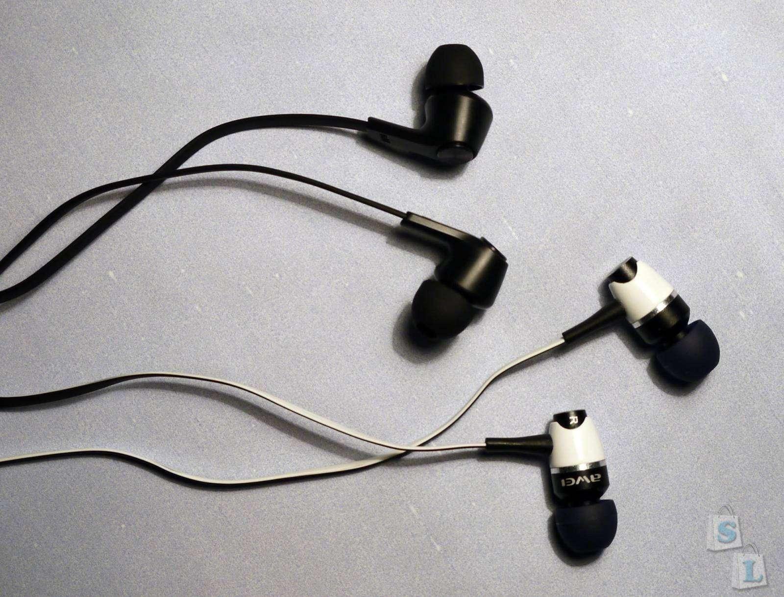ChinaBuye: Наушники Awei S80vi