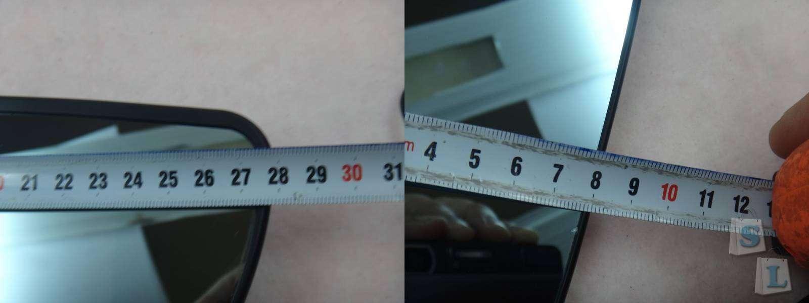 GearBest: Автомобильное зеркало Shadow GL8000 с 3.0' дисплеем и FullHD регистратором и GPS трекером