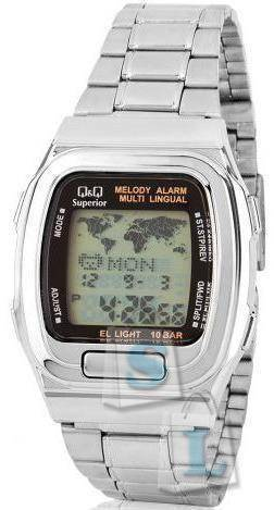 Мои новые часы: Q&Q MMW1P311Y