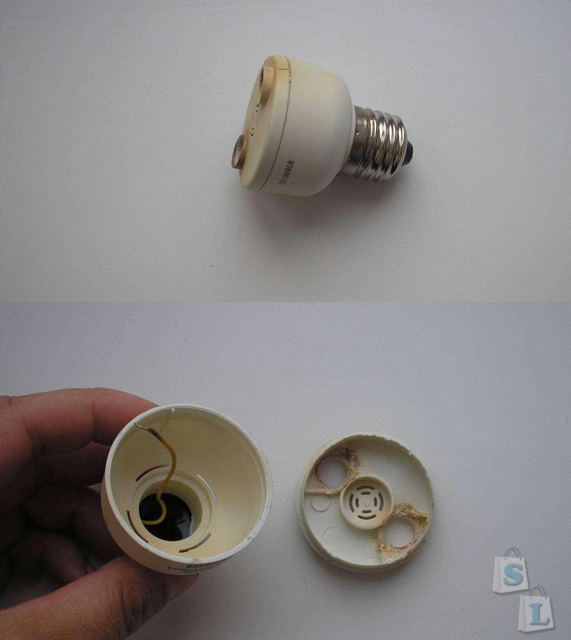 Aliexpress: Светодиодная лампочка своими руками.