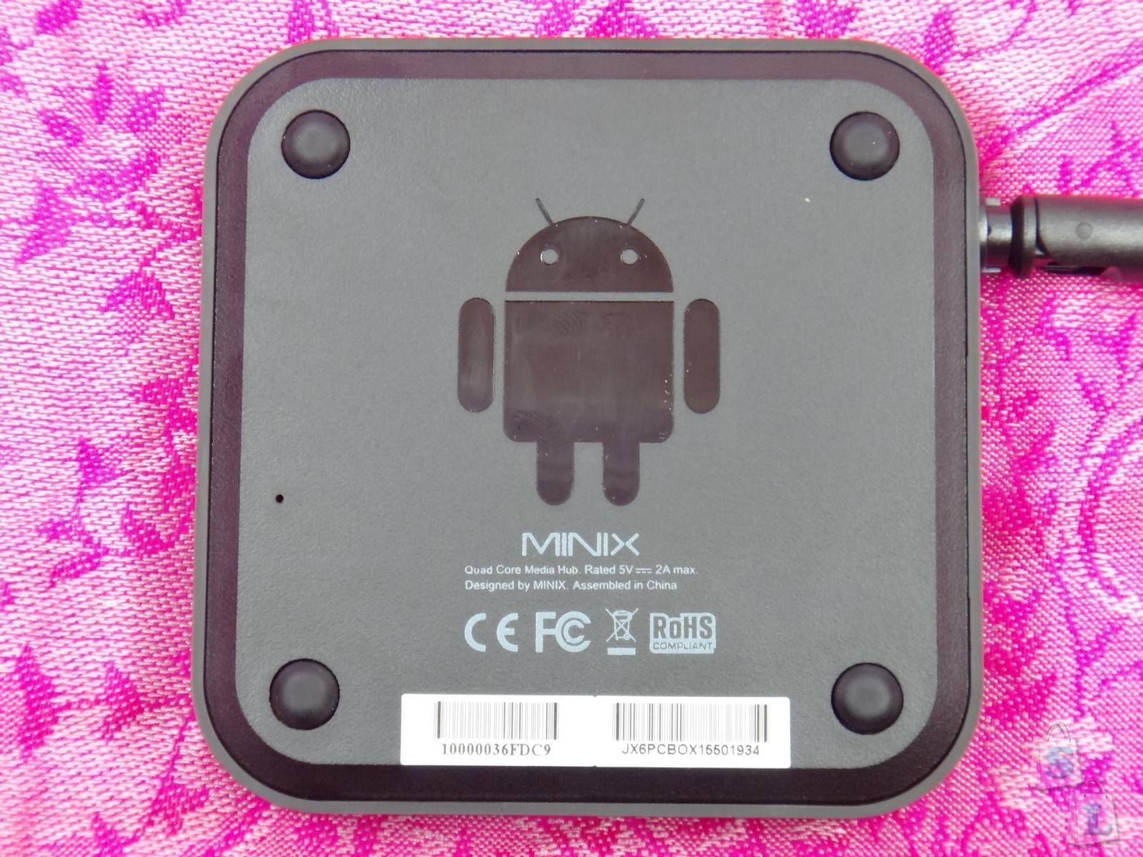 DealExtreme: MINIX NEO X6 Quad-Core Android - мультимедиа тв приставка с честным 1080P