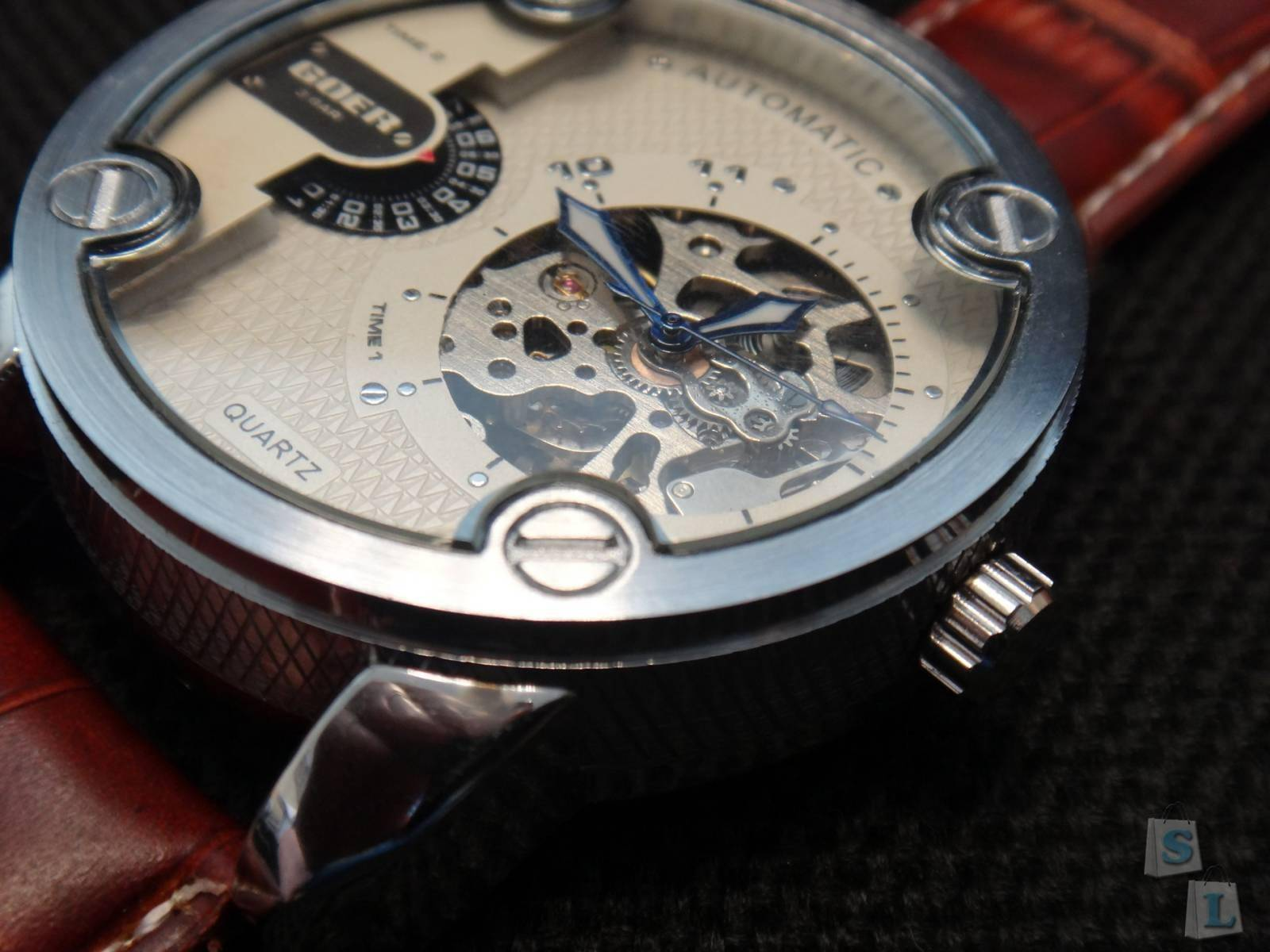 Реплика мужских часов Diesel DZ7272 или часы для тех кто любит побольше